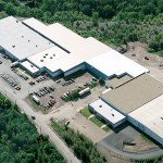 Aerial view of the Trion plant