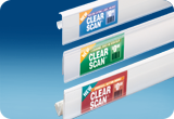 Clear Scan Labeling System