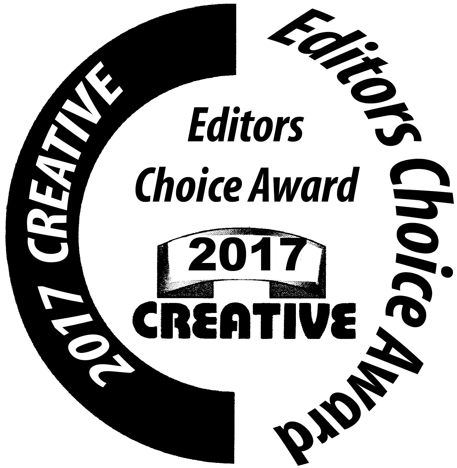Creative Editors' Choice Award